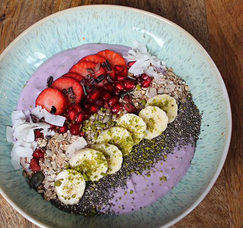 AÇAI Breakfast Bowl